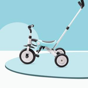 3 In 1 Folding Baby Tricycle 1 to 6 Years Anti-Slip Pedals Tricycle for Children MI Mart