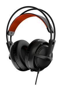 Steel Series Siberia 200 - Gaming Headset - Black