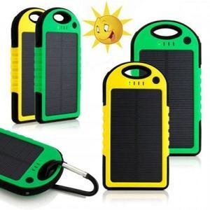Solar Power Bank 20000 mAh + LED
