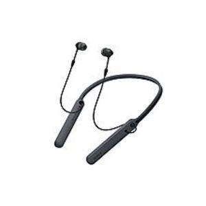 SonyIn-Ear Headphones Wi-C400 - Black (Bluetooth With Mic)