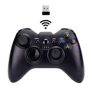 Wireless game controller for PS3/PC/xbox360 for Android double vibration