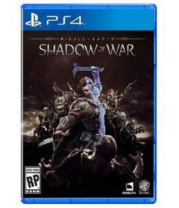PLAYSTATION 4 - Shadow of War - DVD