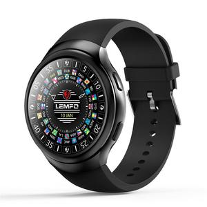 LEMFO LES2 Watch Android 5.1 Smart Watch Information Synchronization Pedometer