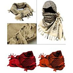 999 SHOP Pack Of 2 - Unisex Military Arab Army Scarf BWS-9997