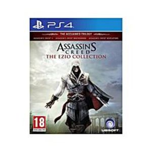 SonyAssassin Creed The Ezio Ps4 Game