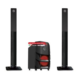 Audionic Reborn RB-90 - Bluetooth Home Theater - Black