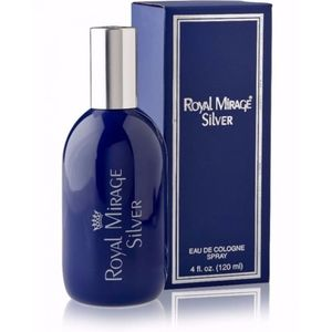 Royal Mirage Classic Silver For Men - 120ml