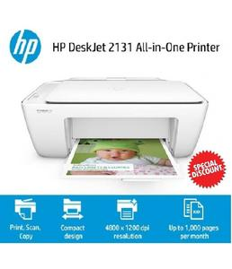 HP DeskJet 2131 All-in-One Printer (F5S42D)