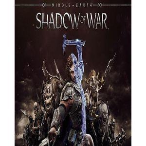 MIDDLE-EARTH: SHADOW OF WAR STEAM CD KEY