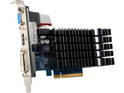 GeForce GT 730 DirectX 11 GT730-2GD3 PCI Express 2.0 HDCP Ready Video Card