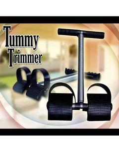Single Spring Tummy Trimmer For Home Exercise