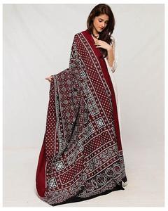 Multi Color Sindhi Ajrak
