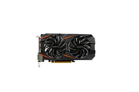 Gigabyte GeForce GTX 1060 Windforce OC 6GB GDDR5 Graphics Card.