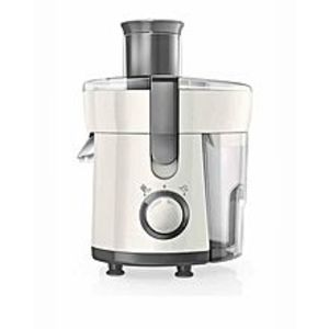 Philips HR1847/00 - 350W - Viva Collection Juicer, Blender, Grinder and Chopper - White (Brand Warranty)