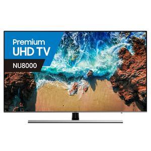 Samsung 55 Inch 139cm ( IMP) Smart 4K Ultra HD LED LCD TV UA55NU8000
