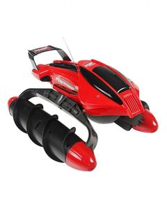 Toy Galaxy RC Tank Stunt Car - 2.4G - Red