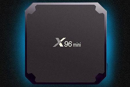 Android Smart TV Digital Box X96mini