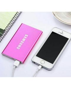 Slim Style Power Bank Samsung 12000 Mah - For Iphone Samsung - With Lithium Battery