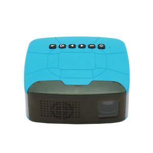 U20 Mini Projector Proyector 1920x1080 Portable Beamer for Home Cinema