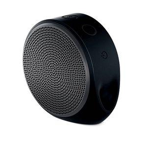 Logitech X100 - Mini Wireless Portable Speaker - Black