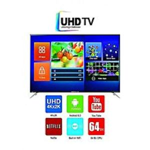 Changhong RubaUD65F6300i - 65 inch - Android 6.0 - Built-In Wifi - 4K-UHD Smart TV