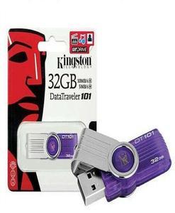 Kingston 32 GB USB Fast Data Traveler Multicolour