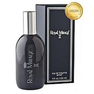 Royal MirageII Perfume For Men - 120ml