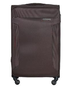 Troy Spinner Travel Bag 55cm - Choco Brown
