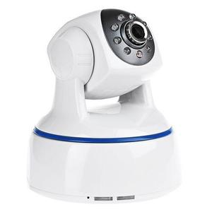 624GA 1080P 4.2MM Wireless Night Vision IP Indoor Security Camera With Two-Way Audio - White