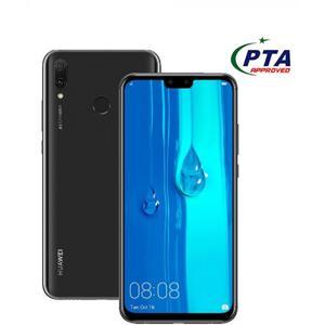 Huawei Y9 (2019) - 6.5 IPS Display - 4Gb Ram - 64Gb Rom - Fingerprint - 4000 mAh Black