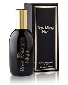 Royal Mirage Night Perfume For Men - 120ml
