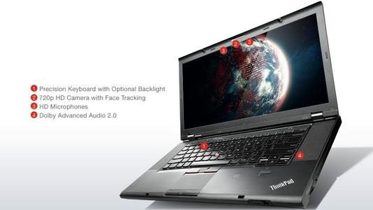 Lenovo ThinkPad T530 Intel Corei5 3rd Gen - 15.6 Display - 8GB RAM - 250GB HDD