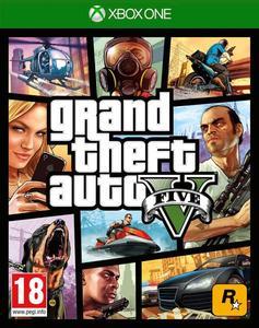 Grand Theft Auto V - GTA V [Xbox One Xbox Live Key]