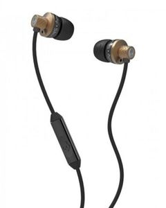 Skullcandy S2TTDY-214 - Titan Earphones with Mic - Copper and Black