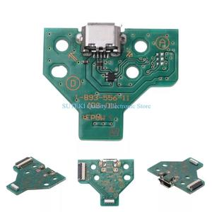 12-Pin USB Charging Port Socket Circuit Board JDS-011 For Sony PS4 Controller High Quality