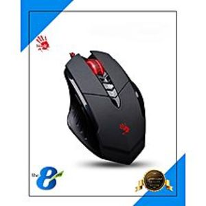 A4TECH Bloody Bloody V7M 3200DPI Gaming Mouse - Black