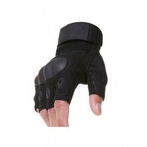 All Purpose Black Color Half Palm Oakley Tactical Gloves