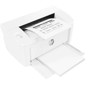 HP LaserJet Pro M15a Printer with HP Official Warranty Card