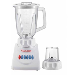 Cambridge Appliance BL 208 - Blender with Mill - 250W - White