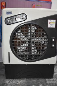 Rainbow Style Full Size Water Air Cooler  ( Black & White )