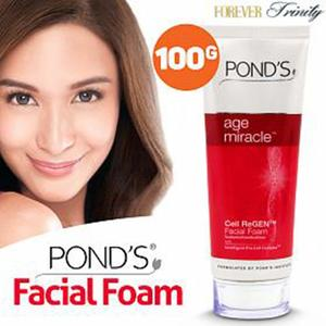 POND'S Age Miracle Cell Regen Facial Foam 100 G