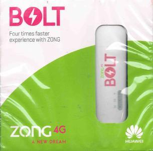 ZONG 4G Wingle Huawei E8372