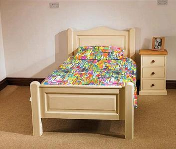 Cotton Splash Single Size Bed Sheet with 1 Pillow Cover