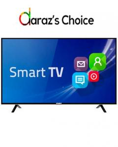 Daraz Smart 4k Wifi Android Flat Full HD Led Tv - 32 Inches - FHD - 1920 x 1080