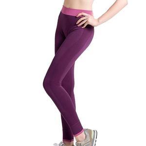 Women Yoga Pants Running Fitness Exercise Pants Slim Body Fast Dry Ca