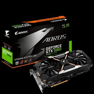 Gigabyte AORUS Xtreme GeForce GTX 1060 6GB