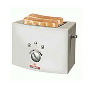 Westpoint2 Slice Toaster - WF-2540 - White