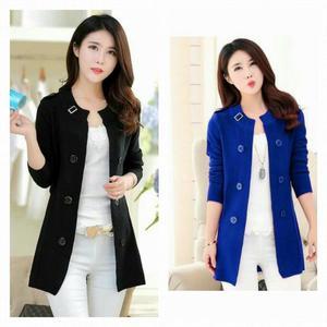 Style Long Korean Coat for Women