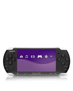 3006 - PSP Slim - Black