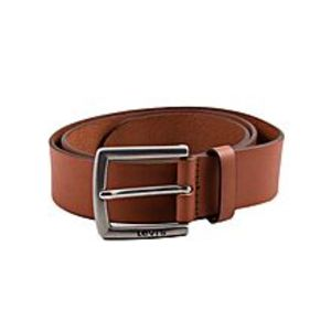 LEVISBrown Leather Leather Belt For Women 219232